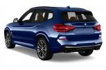BMW X3 M Performance -  Schrägansicht Heck