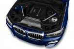BMW X3 M Performance -  Motorraum