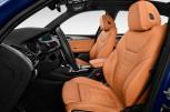 BMW X3 M Performance -  Fahrersitz