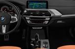 BMW X3 M Performance -  Mittelkonsole