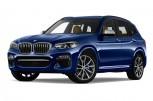 BMW X3 M Performance -  Fahrbahnperspektive