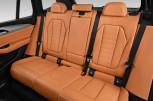 BMW X3 M Performance -  Rücksitze