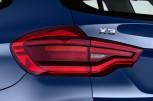 BMW X3 M Performance -  Heckleuchte