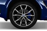 BMW X3 M Performance -  Rad