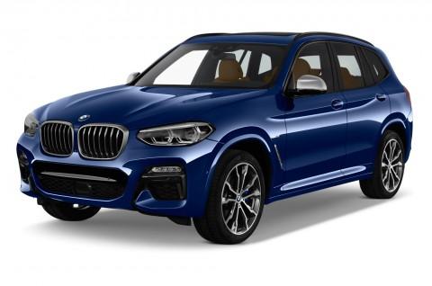 BMW X3 M Performance - Schrägansicht Front