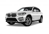 BMW X3 SUV / Tout terrain Vue oblique avant