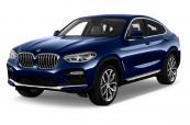 BMW X4  Schrägansicht Front