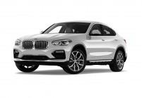 BMW X4 SUV / Fuoristrada Vista laterale-frontale