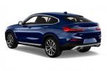 BMW X4 x Line -  Schrägansicht Heck