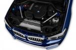 BMW X4 x Line -  Motorraum