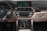 BMW X4 x Line -  Mittelkonsole