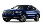 BMW X4 x Line -  Fahrbahnperspektive