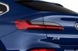 BMW X4 x Line -  Heckleuchte