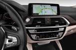 BMW X4 x Line -  Lüftungs- und Temperatursteuerung