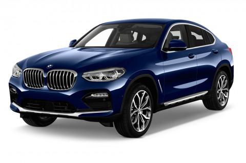 BMW X4 x Line - Schrägansicht Front