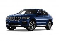 BMW X4 SUV / Tout terrain Vue oblique avant