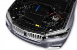 BMW X5 iPerformance -  Motorraum