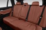 BMW X5 iPerformance -  Rücksitze