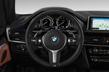 BMW X5 iPerformance -  Lenkrad