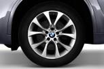 BMW X5 iPerformance -  Rad
