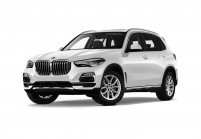 BMW X5 SUV / Geländewagen Schrägansicht Front