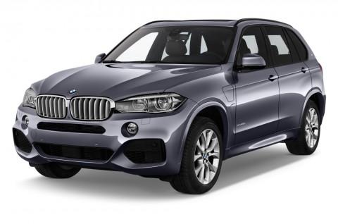 BMW X5 iPerformance - Schrägansicht Front