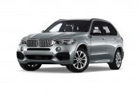 BMW X5 SUV / Tout terrain Vue oblique avant