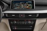 BMW X5 xDrive30d -  Lüftungs- und Temperatursteuerung