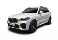 BMW X5M SUV / Geländewagen Front + links
