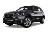 BMW X5M SUV / Tout terrain Vue oblique avant