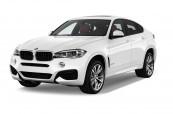 BMW X6  Schrägansicht Front