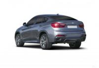 BMW X6 SUV / Geländewagen Front + links