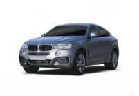 BMW X6 SUV / Tout terrain Avant + gauche