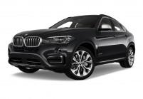 BMW X6 SUV / Tout terrain Vue oblique avant
