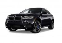 BMW X6M SUV / Tout terrain Vue oblique avant