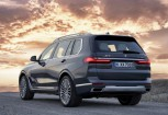 BMW X7 SUV / Geländewagen Front + links