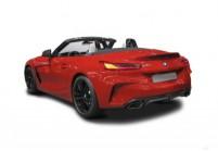 BMW Z4 Cabriolet Front + links