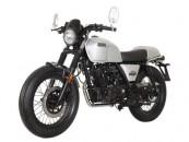 BRIXTON BX 125 R Café Racer -
