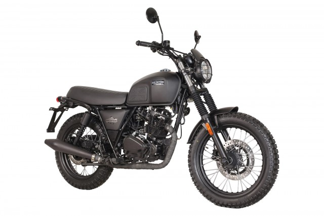 BRIXTON BX 125 X 19672272