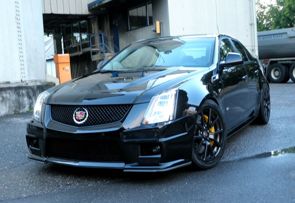 cadillac cts v sedan 6 2 v8 sc occasion essence 41 39 000 km chf 59 39 800. Black Bedroom Furniture Sets. Home Design Ideas