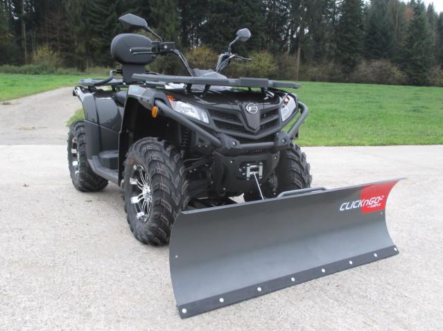 CF MOTO C Force 520 DLX 4x4