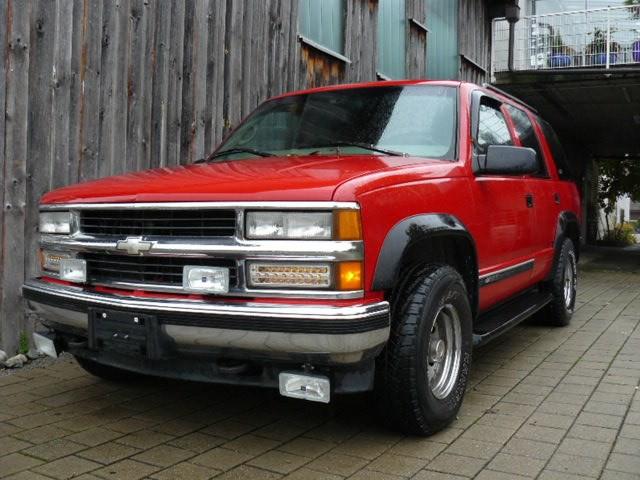 CHEVROLET Tahoe 5,7 (SUV / Geländewagen)