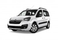 CITROEN BERLINGO Kompaktvan / Minivan Schrägansicht Front