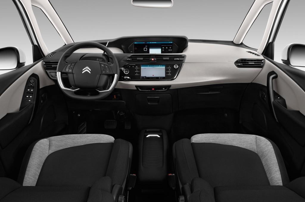 citroen c4 grand picasso compactvan minivan voiture. Black Bedroom Furniture Sets. Home Design Ideas