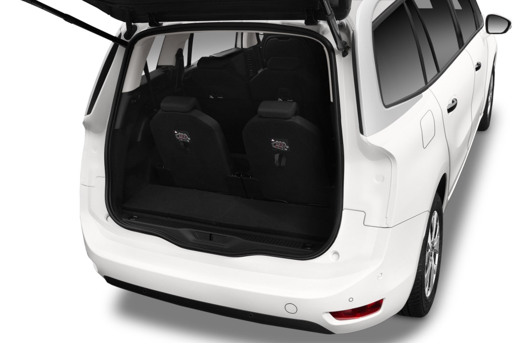 citroen c4 grand picasso neuwagen bilder. Black Bedroom Furniture Sets. Home Design Ideas