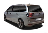 CITROEN C4 GRAND SPACETOURER Compactvan / Minivan Anteriore + sinistra, Multi Purpose Vehicle, Bianco