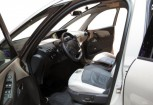 CITROEN C4 GRAND SPACETOURER Kompaktvan / Minivan Front + links, Multi Purpose Vehicle, Weiss