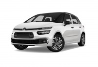 CITROEN C4 PICASSO Kompaktvan / Minivan Schrägansicht Front
