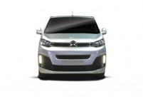 CITROEN JUMPY Bus Avant + gauche