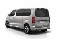 CITROEN Spacetourer Kompaktvan / Minivan Front + links, Combi, Silbergrau